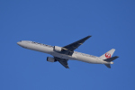 ひこ☆さんが、新千歳空港で撮影した日本航空 777-346の航空フォト(写真)