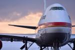 ひこ☆さんが、新千歳空港で撮影した航空自衛隊 747-47Cの航空フォト(写真)