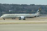 mototripさんが、仁川国際空港で撮影したエティハド航空 787-10の航空フォト(写真)