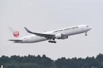 kumagorouさんが、成田国際空港で撮影した日本航空 767-346/ERの航空フォト(写真)