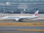 鷹71さんが、羽田空港で撮影した日本航空 777-289の航空フォト(写真)