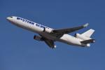 Cスマイルさんが、成田国際空港で撮影したウエスタン・グローバル・エアラインズ MD-11Fの航空フォト(写真)