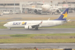 OMAさんが、羽田空港で撮影したスカイマーク 737-86Nの航空フォト(写真)