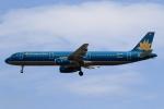 ★azusa★さんが、シンガポール・チャンギ国際空港で撮影したベトナム航空 A321-231の航空フォト(写真)