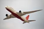 HK Express43さんが、関西国際空港で撮影したエア・インディア 787-8 Dreamlinerの航空フォト(写真)