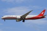 ★azusa★さんが、シンガポール・チャンギ国際空港で撮影した上海航空 787-9の航空フォト(写真)