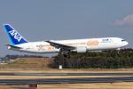 Cozy Gotoさんが、成田国際空港で撮影した全日空 767-381/ERの航空フォト(写真)