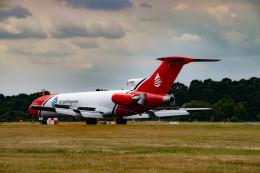 gomaさんが、ファンボロー空港で撮影したT2アヴィエーション 727-2S2F/Adv(RE) Super 27の航空フォト(飛行機 写真・画像)