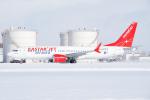 Tango-4さんが、新千歳空港で撮影したイースター航空 737-8-MAXの航空フォト(写真)