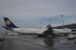 JA8037さんが、ミュンヘン・フランツヨーゼフシュトラウス空港で撮影したルフトハンザドイツ航空 A340-642の航空フォト(写真)