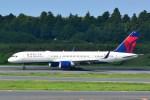NRT16-34さんが、成田国際空港で撮影したデルタ航空 757-26Dの航空フォト(写真)