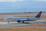 NRT16-34さんが、関西国際空港で撮影したデルタ航空 757-251の航空フォト(写真)
