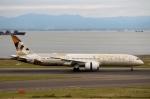 ハピネスさんが、中部国際空港で撮影したエティハド航空 787-9の航空フォト(写真)