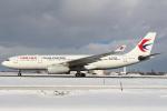 セブンさんが、新千歳空港で撮影した中国東方航空 A330-243の航空フォト(飛行機 写真・画像)