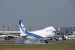 BENKIMAN-ENLさんが、成田国際空港で撮影した日本貨物航空 747-4KZF/SCDの航空フォト(写真)