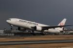rokko2000さんが、伊丹空港で撮影した日本航空 777-289の航空フォト(写真)