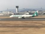 加藤龍臥さんが、高松空港で撮影したエアソウル A321-231の航空フォト(写真)