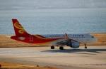 ハピネスさんが、関西国際空港で撮影した香港航空 A320-214の航空フォト(写真)