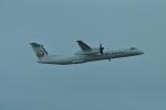 とっちさんが、那覇空港で撮影した琉球エアーコミューター DHC-8-402Q Dash 8 Combiの航空フォト(写真)