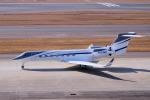 yabyanさんが、中部国際空港で撮影したウィルミントン・トラスト・カンパニー G-V-SP Gulfstream G500の航空フォト(飛行機 写真・画像)