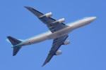 パンダさんが、成田国際空港で撮影した大韓航空 747-8B5の航空フォト(写真)