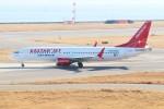 青春の1ページさんが、関西国際空港で撮影したイースター航空 737-8-MAXの航空フォト(写真)