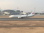 加藤龍臥さんが、高松空港で撮影した日本航空 737-846の航空フォト(写真)