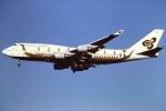 tassさんが、成田国際空港で撮影したタイ国際航空 747-4D7の航空フォト(写真)