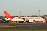 安芸あすかさんが、シドニー国際空港で撮影したエア・インディア 787-8 Dreamlinerの航空フォト(写真)