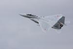 元青森人さんが、茨城空港で撮影した航空自衛隊 F-15J Eagleの航空フォト(写真)