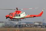 やまけんさんが、仙台空港で撮影した仙台市消防航空隊 412EPの航空フォト(写真)