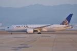 kurubouzuさんが、関西国際空港で撮影したユナイテッド航空 787-8 Dreamlinerの航空フォト(写真)