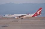kurubouzuさんが、関西国際空港で撮影したカンタス航空 A330-202の航空フォト(写真)