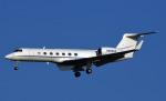 チャーリーマイクさんが、羽田空港で撮影したウェルズ・ファーゴ・デラウェア・トラスト C-37B Gulfstream G550 (G-V-SP)の航空フォト(写真)