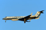 チャーリーマイクさんが、羽田空港で撮影した海上保安庁 G-V Gulfstream Vの航空フォト(写真)