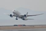 徳兵衛さんが、関西国際空港で撮影したエールフランス航空 787-9の航空フォト(写真)