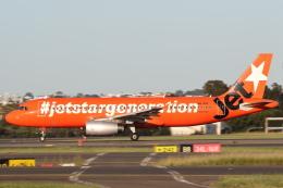 航空フォト:VH-VGF ジェットスター A320