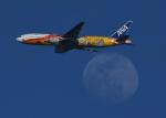 チャーリーマイクさんが、羽田空港で撮影した全日空 777-281/ERの航空フォト(写真)