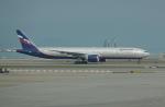pringlesさんが、香港国際空港で撮影したアエロフロート・ロシア航空 777-3M0/ERの航空フォト(写真)