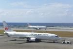 AlphaWing737ケインさんが、久米島空港で撮影した日本航空 737-846の航空フォト(写真)