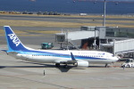 AlphaWing737ケインさんが、羽田空港で撮影した全日空 737-881の航空フォト(写真)