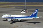 AlphaWing737ケインさんが、羽田空港で撮影した全日空 A320-211の航空フォト(写真)