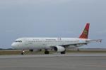 AlphaWing737ケインさんが、那覇空港で撮影したトランスアジア航空 A321-131の航空フォト(写真)