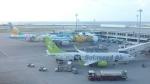 AlphaWing737ケインさんが、那覇空港で撮影したソラシド エア 737-81Dの航空フォト(写真)