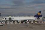JA8037さんが、フランクフルト国際空港で撮影したルフトハンザ・カーゴ MD-11Fの航空フォト(写真)