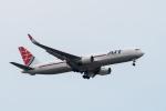 ファントム無礼さんが、横田基地で撮影したエア・トランスポート・インターナショナル 767-323/ER(BDSF)の航空フォト(写真)