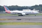 kumagorouさんが、成田国際空港で撮影したアメリカン航空 777-223/ERの航空フォト(写真)