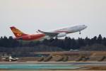 ☆ライダーさんが、成田国際空港で撮影した香港航空 A330-243の航空フォト(写真)