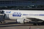 わいどあさんが、羽田空港で撮影した全日空 767-381/ERの航空フォト(写真)