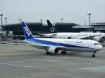 ハスキーさんが、成田国際空港で撮影した全日空 767-381/ERの航空フォト(写真)